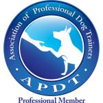 APDT Logo dog and cat behavior veterinarian Cleveland Akron Ohio
